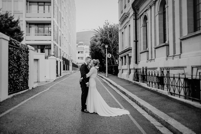 Robyn & Gareth Cape Town City Wedding | Lad & Lass_0080
