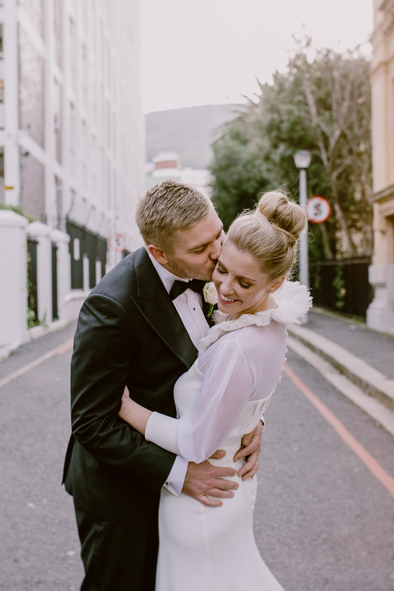 Robyn & Gareth Cape Town City Wedding | Lad & Lass_0083
