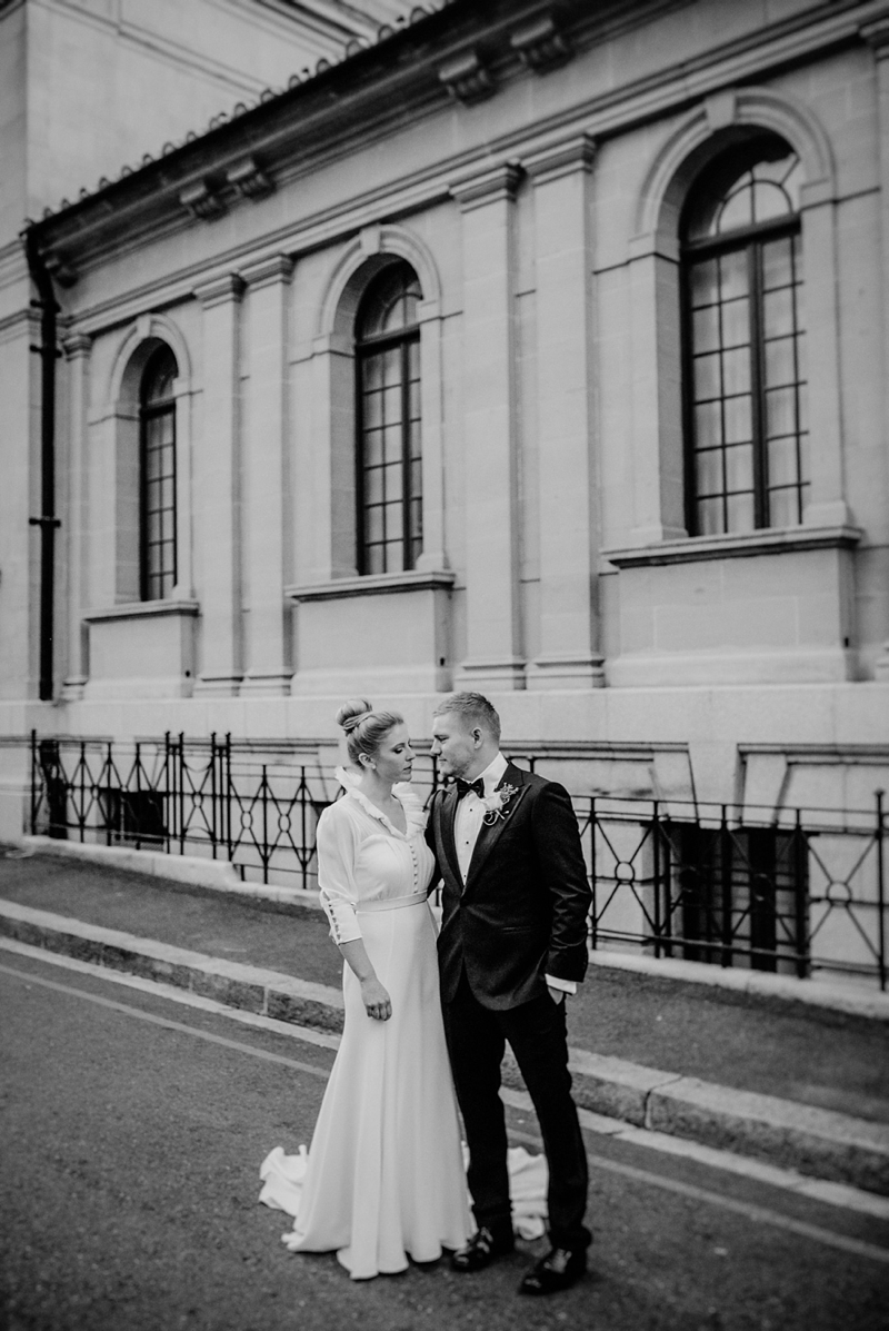 Robyn & Gareth Cape Town City Wedding | Lad & Lass_0086