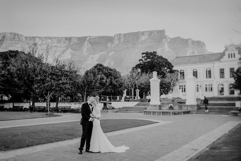Robyn & Gareth Cape Town City Wedding | Lad & Lass_0089