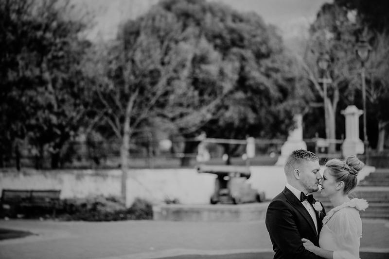 Robyn & Gareth Cape Town City Wedding | Lad & Lass_0091