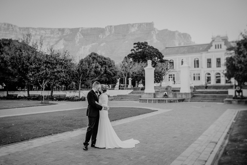 Robyn & Gareth Cape Town City Wedding | Lad & Lass_0092