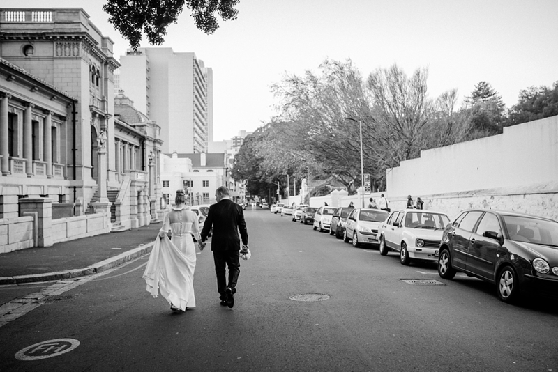 Robyn & Gareth Cape Town City Wedding | Lad & Lass_0094